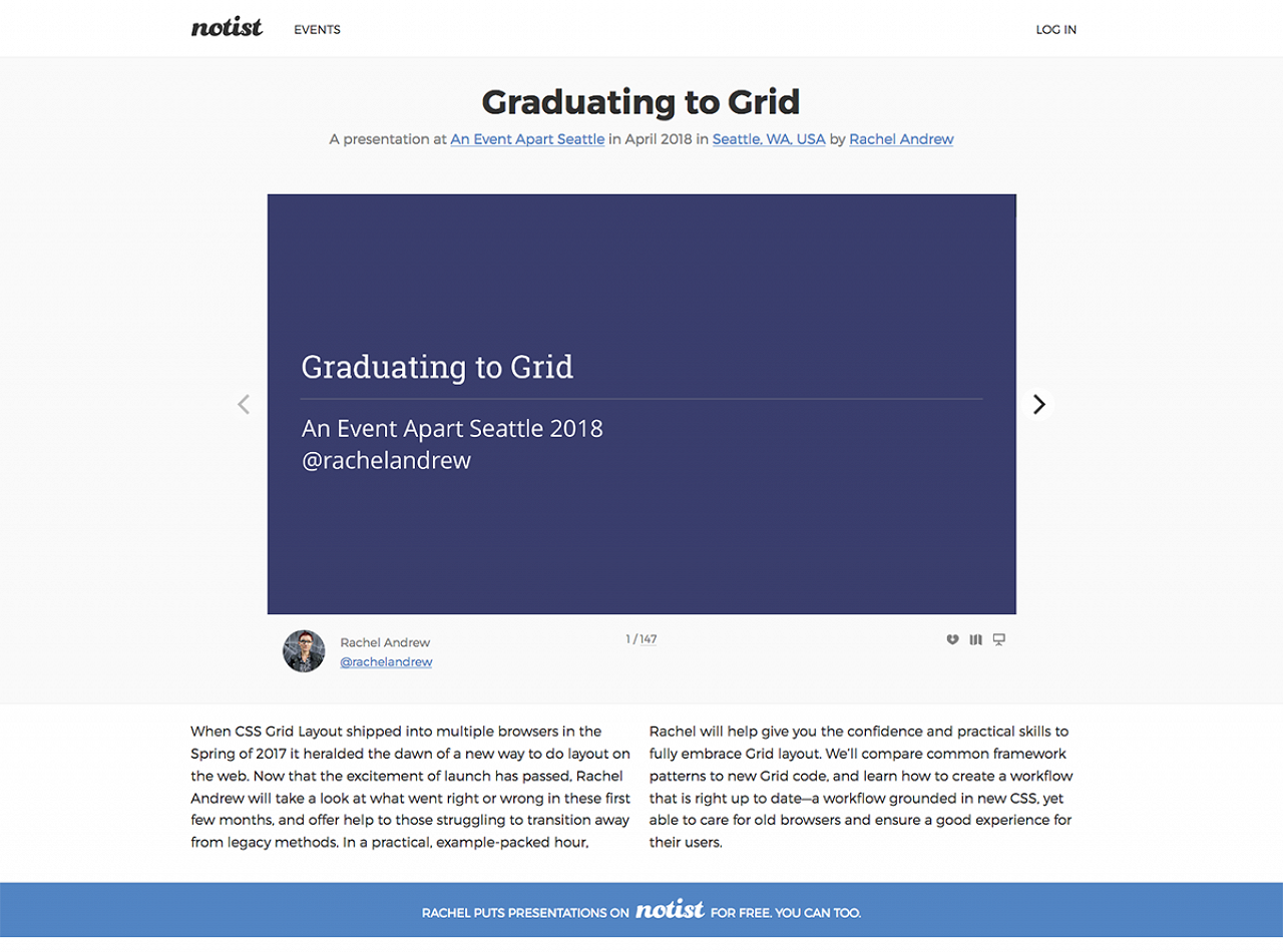 Graduating to grid crop